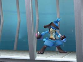 in jail by riolu-fan