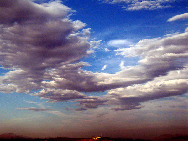 Stock: Clouds by oleanderchardonai