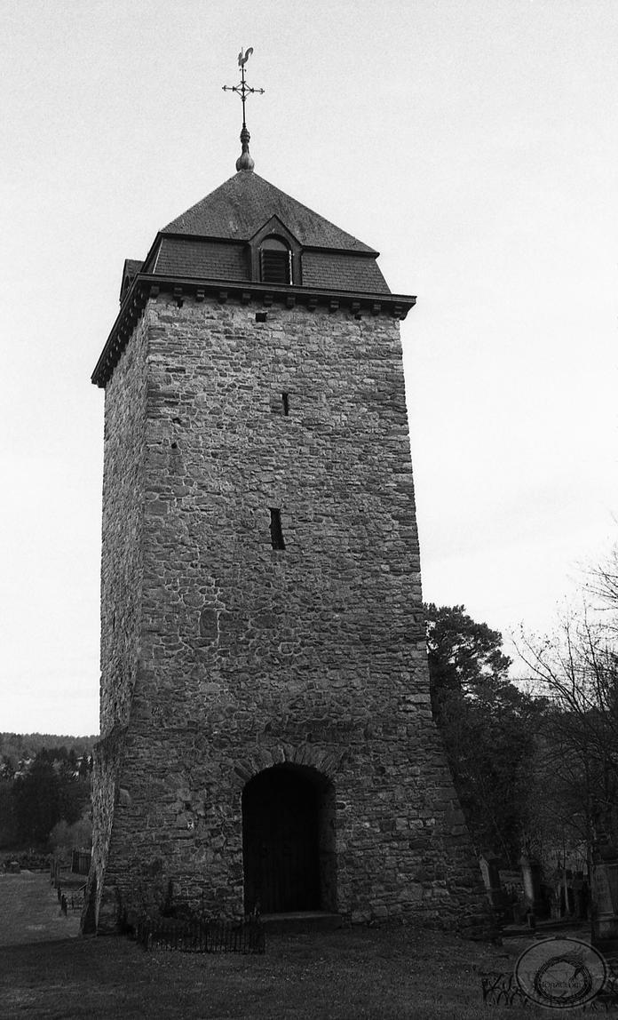 The Tower Saint-Martin by Idraemir