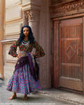 Russian Gypsy Girl 20
