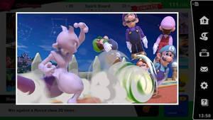 Bowling Luigi