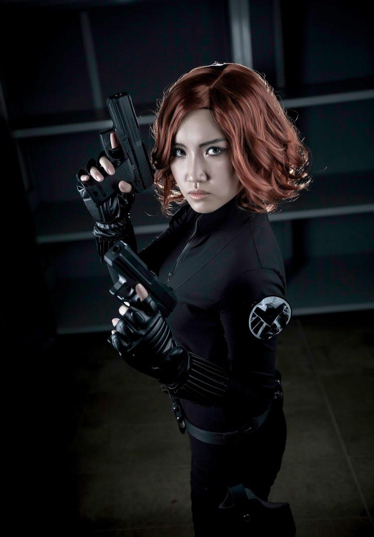 Natasha Romanoff by TION2287