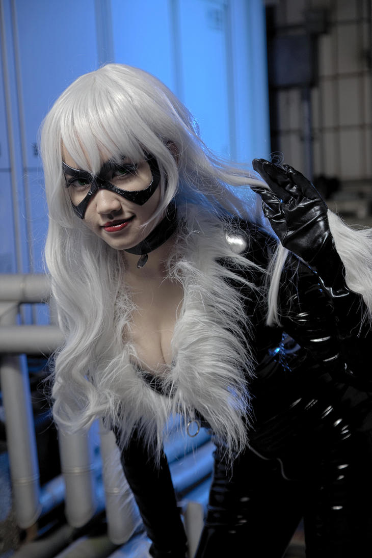 Black Cat by TION2287