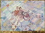 U2 Achtung Baby Fan Art !