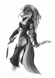 Nim, The Weaponsmaster - Sweet