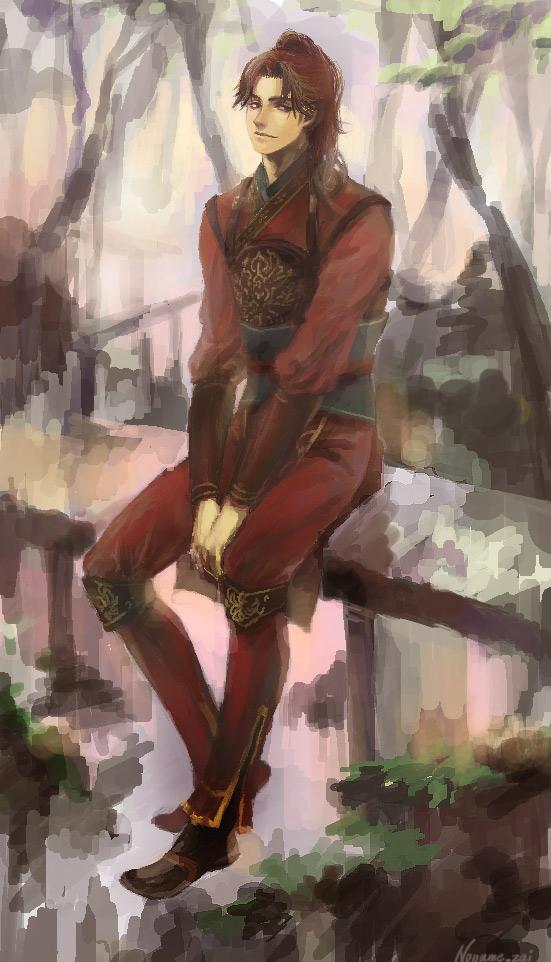 DynastyWarriors3 Ling Tong by nonamezai