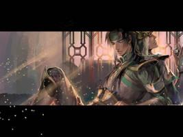 DynastyWarriors14 Zhao Yun and Ma Chao by nonamezai