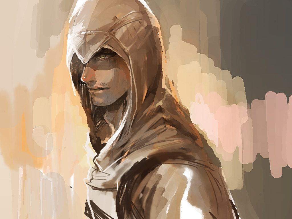 Assassin S Creed Altair By Nonamezai On Deviantart