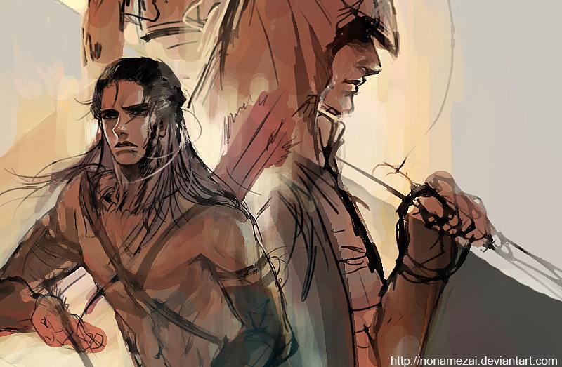 Assassin S Creed 3 Connor By Nonamezai On Deviantart