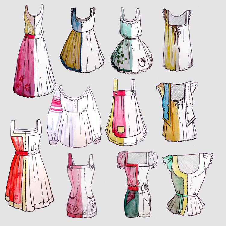 Eva fashion by midnight-lantern