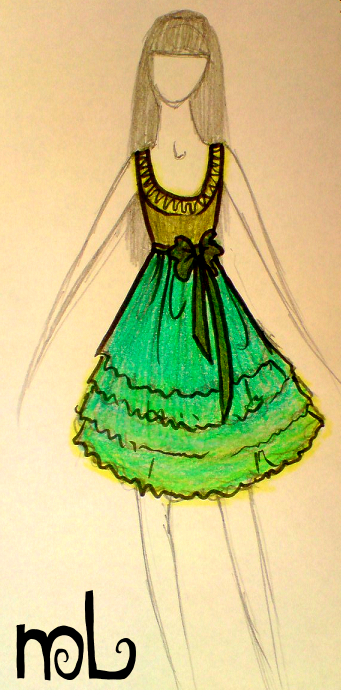 Formal Dress by midnight-lantern