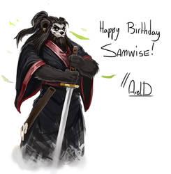 Happy Birthday, Sammy! by McFjury