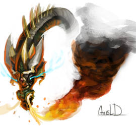 Dragon2 by McFjury
