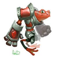 Master Frog