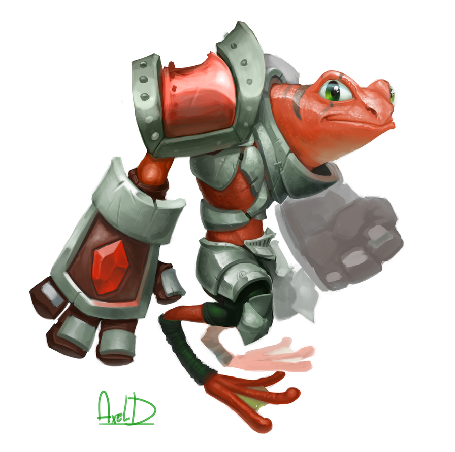 Master Frog by McFjury