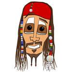 Captain Jack '2D' Sparrow