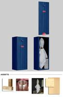 Bugatti Wine Box by DigitalGreen