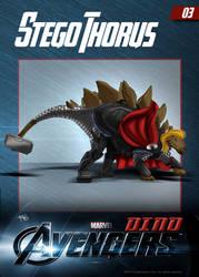 #03 StegoThorus by DigitalGreen