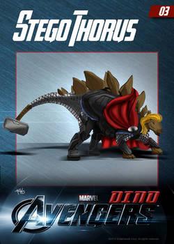 #03 StegoThorus