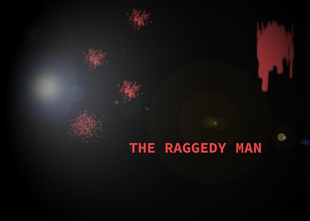 The Raggedy Man promo slide page V1 by LucarioShwarz