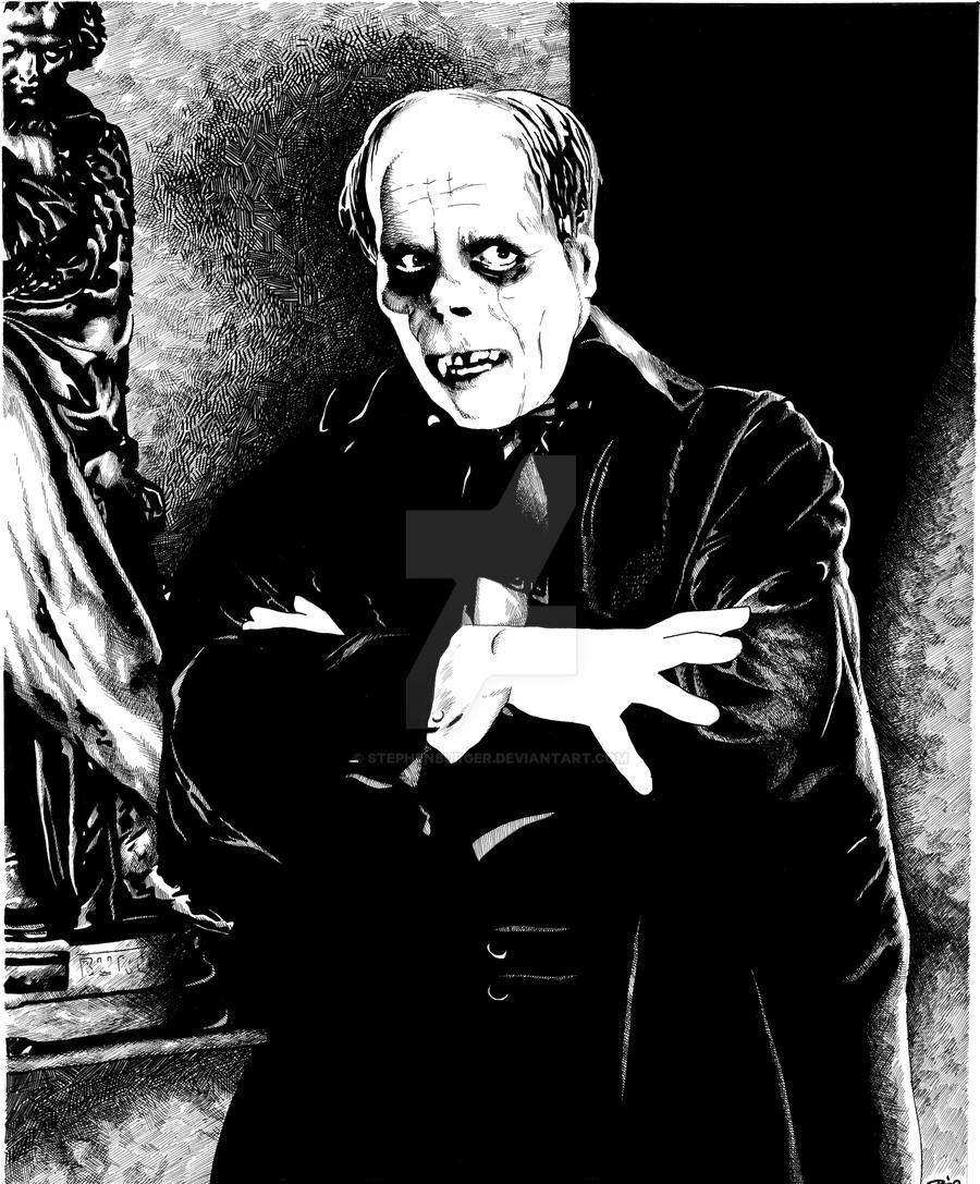Phantom of the Opera by stephenburger