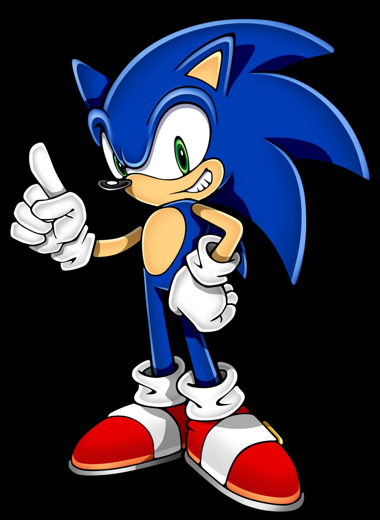 Sonic The Hedgehog Dreamcast Artstyle By Lachlandingoofficial On Deviantart