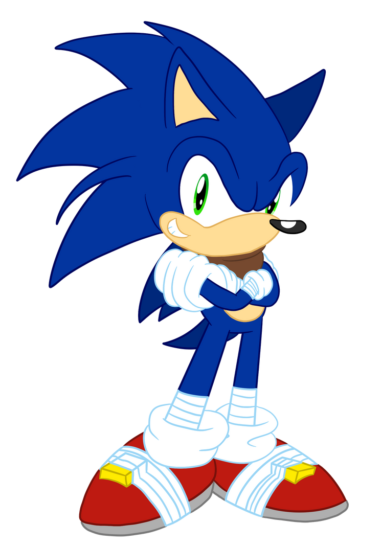 Sonic Boom Vector #2 By LachlanDingoOfficial On DeviantArt