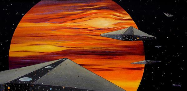 STARFLEET ADVENTURE by VisionaryImagist