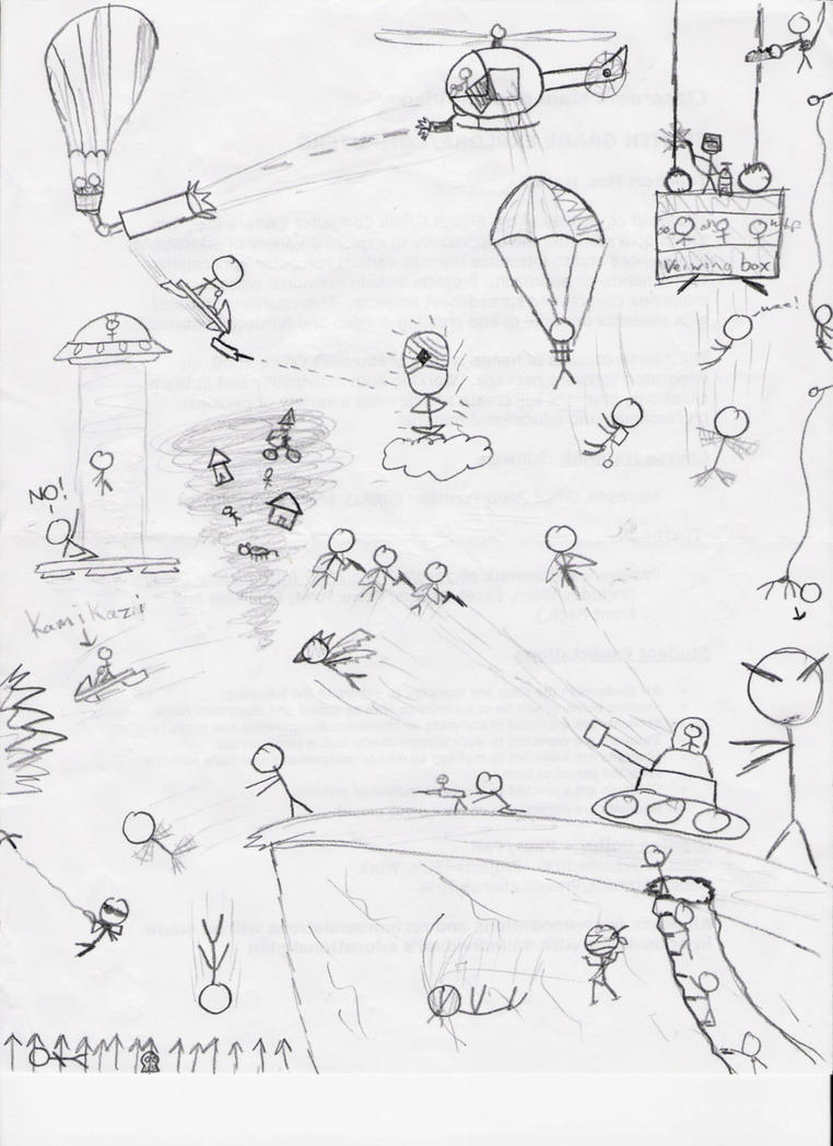 Stick figure war 1 by rykrios on deviantart stick figures how to draw
