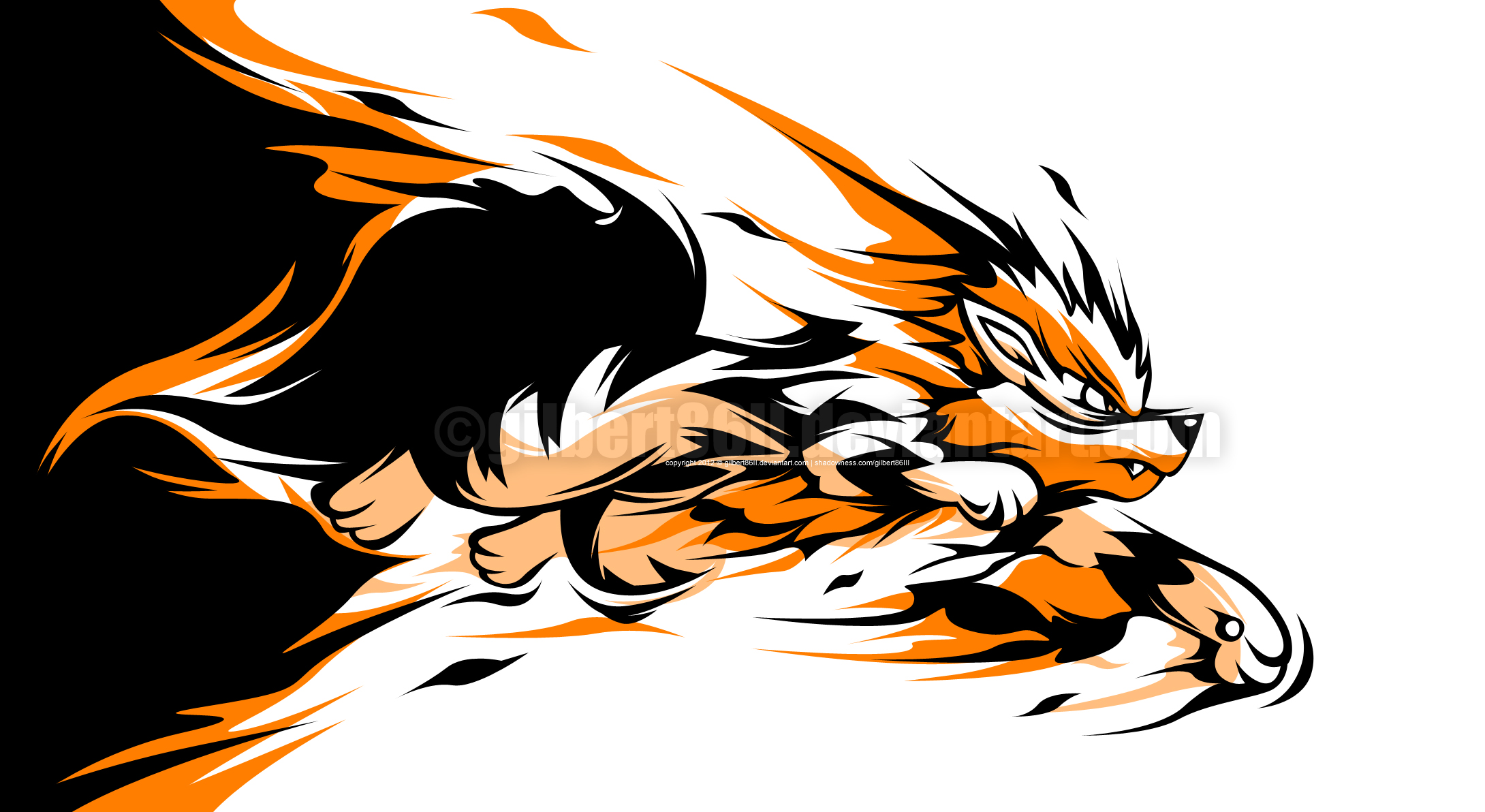 arcanine's flame by gilbert86II on DeviantArt