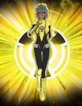 Fear My Power-Sinestro Corps Didi