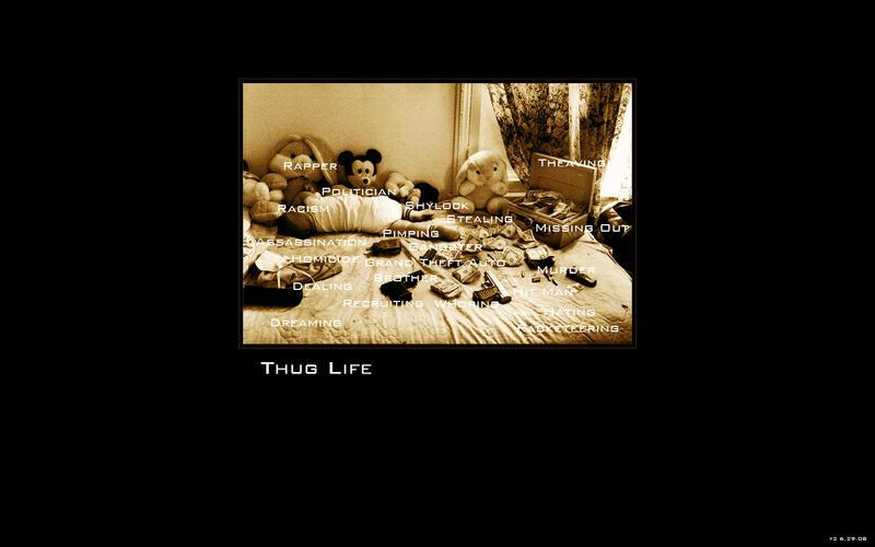 thug life wallpaper HD