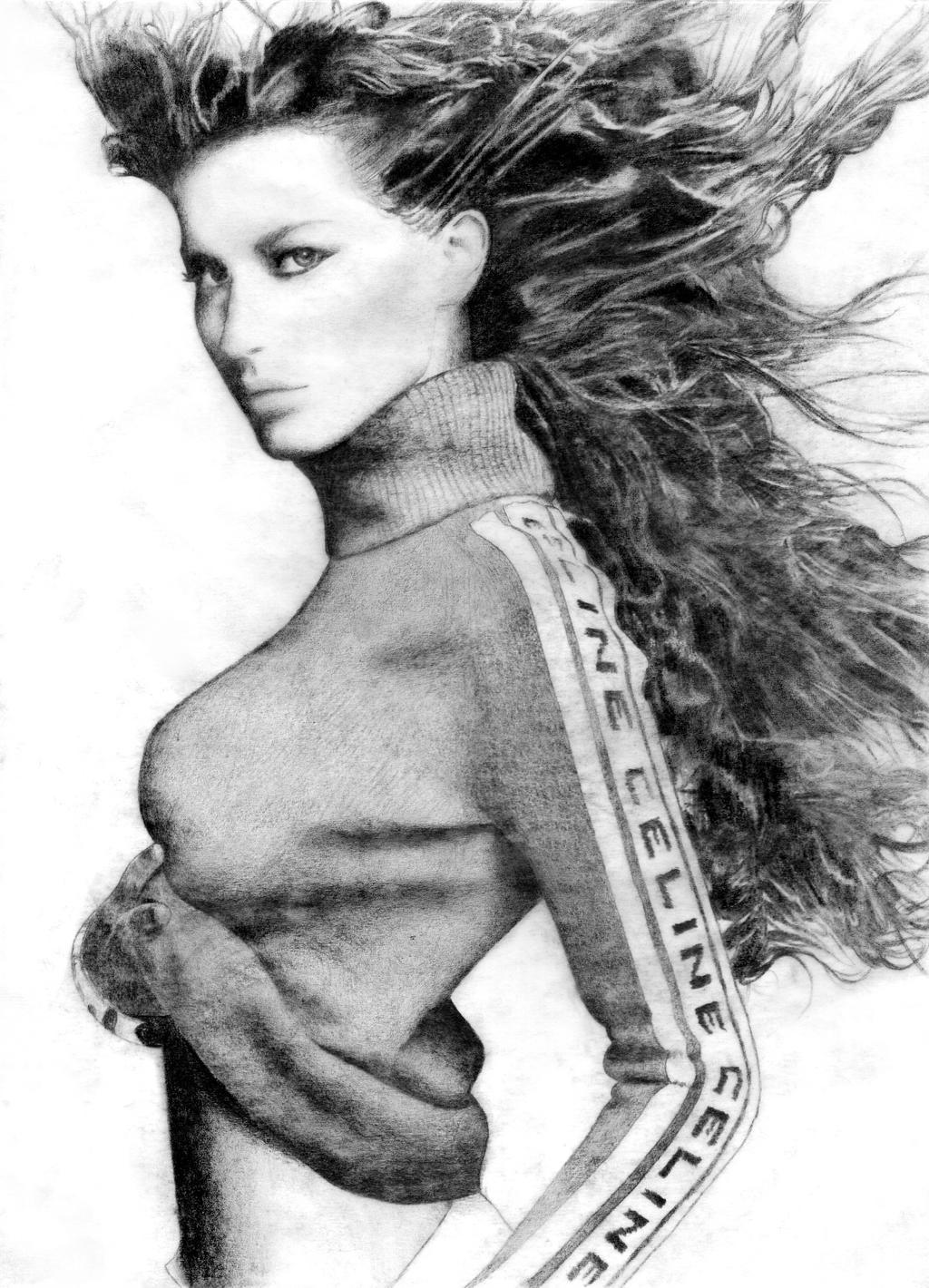 Gisele.Bundchen by theartofrex