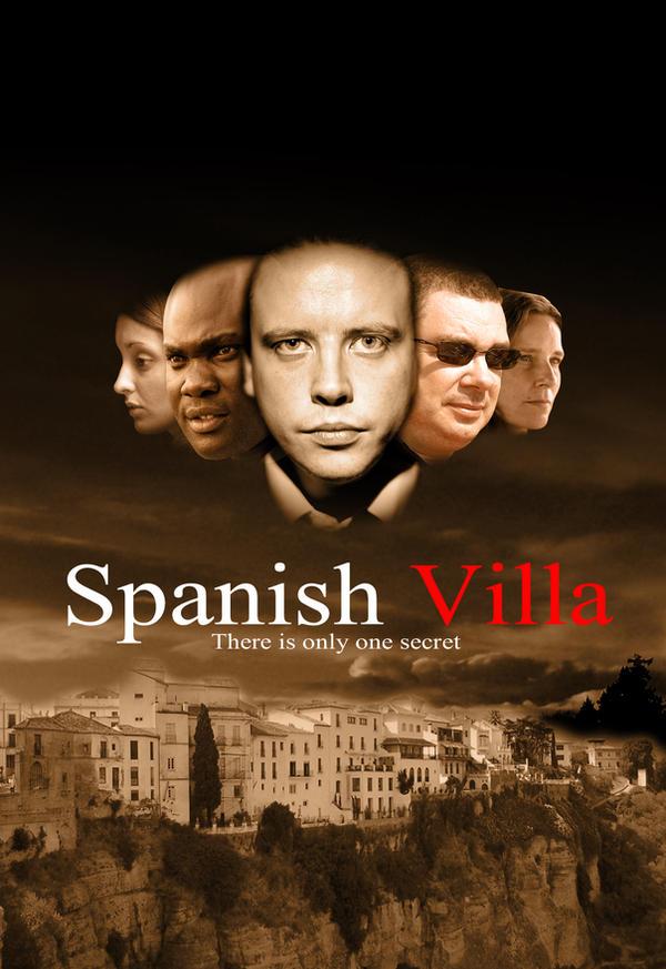 Spanish Villa Movie Poster By Amodi On Deviantart