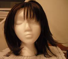 Yuna wig styled by bananapanik