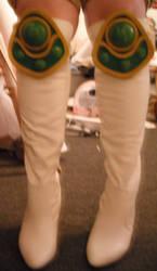Fuu Knee Guards by bananapanik
