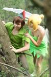 Let's see - Peter Pan + Tinkerbell
