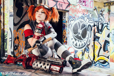 Gaige doesnt give a.. by kittyjedrys