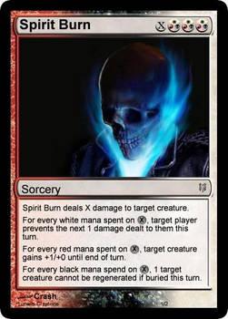 Spirit Burn
