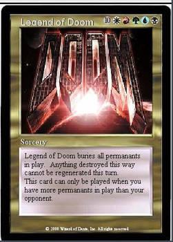 Legend of Doom