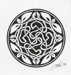 Yet another celtic knot