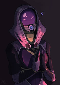 Mass Effect: Tali'Zorah vas Normandy