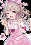 Natori Sana // Hololive // Render 10