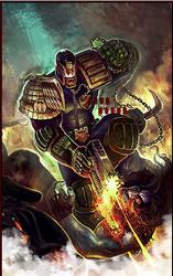 Judge Dredd by EliteResources