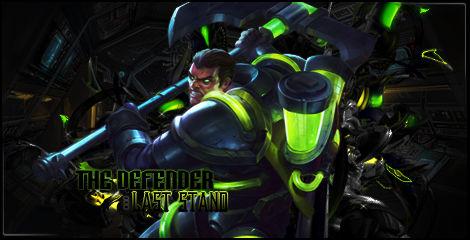 Defender - Last Stand