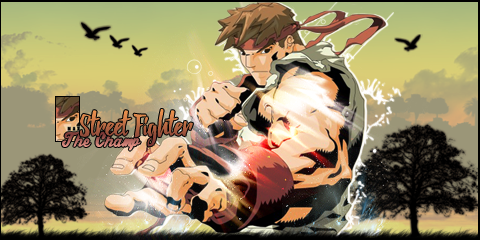Ryu - Champion by EliteResources