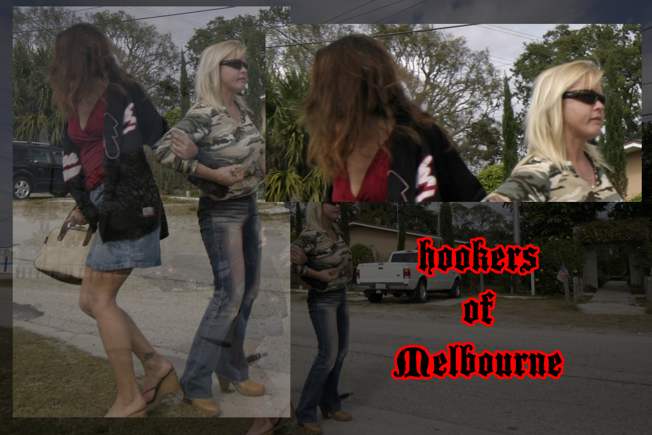 Woman in Melbourne