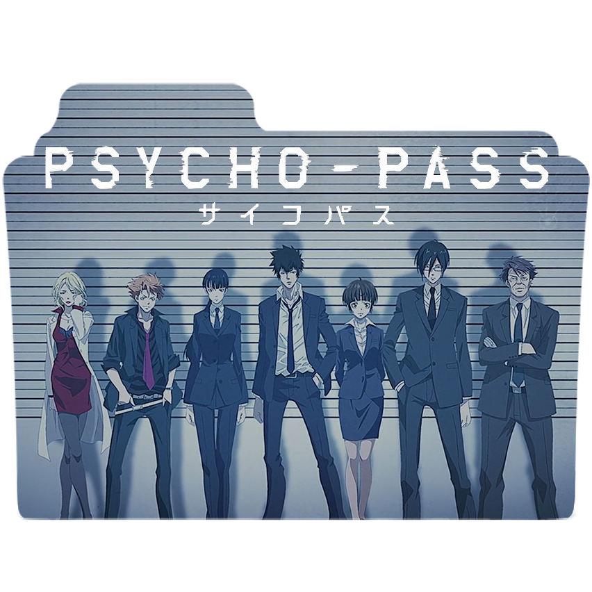 Psycho-Pass Icon by Ozzmunch