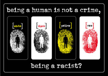 racism by temi00