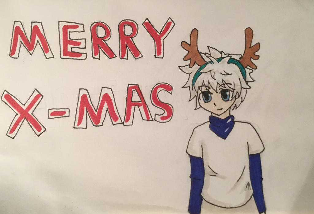 Late christmas card by ositodraws on deviantart late christmas card by ositodraws m4hsunfo